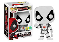 Funko Pop! Deadpool Black & White