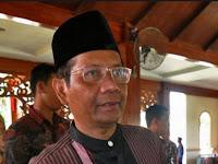 Mahfud MD: NU dan Muhammadiyah Kurang Melakukan Nahi Munkar