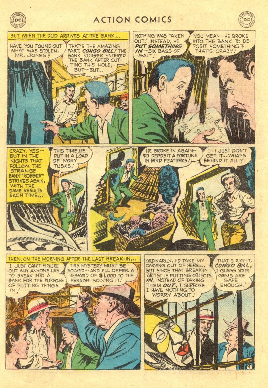 Action Comics (1938) 211 Page 19