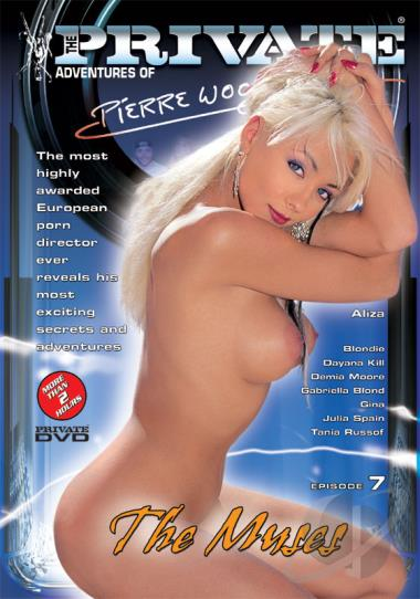 The Private Adventures Of Pierre Woodman 7: The Muses [2005] [DVD9] [PAL] [Español]