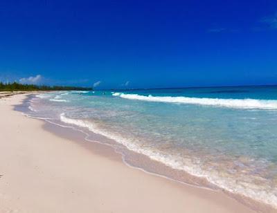 Plage des Bahamas à visiter
