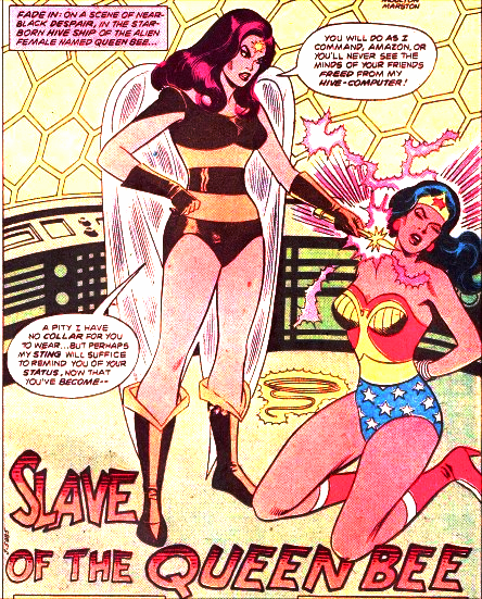She's Fantastic: DC Direct's QUEEN BEE!