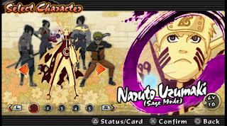 Naruto Senki Mod Ninja Impact apk Full Version by Cavin Nugroho
