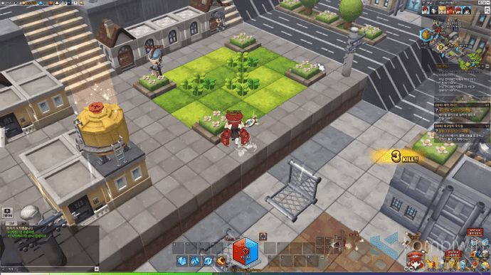 maplestory 2 game mmo