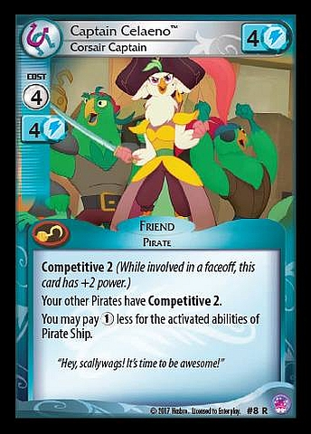 Monday CCG Reveal Seaquestria And Beyond Release Info