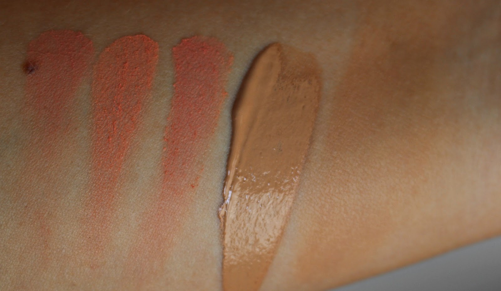 Maria Galland Lagune Paradis swatches