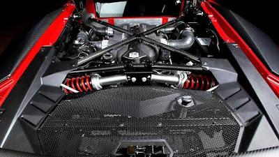 Lamborghini Aventador Engine Spesifications