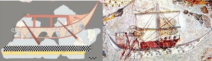 Τα Υπερατλαντικά ταξίδια των  Αιγυπτίων και Ελλήνων την αρχαιότητα