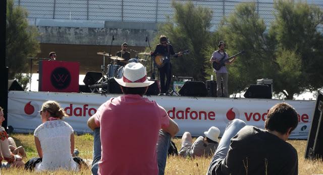 concertos ao ar livre no Porto