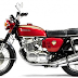 Classic HONDA CB750 PRESS Motorcycle