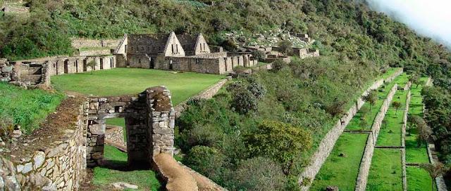 Camino Inca Choquequirao