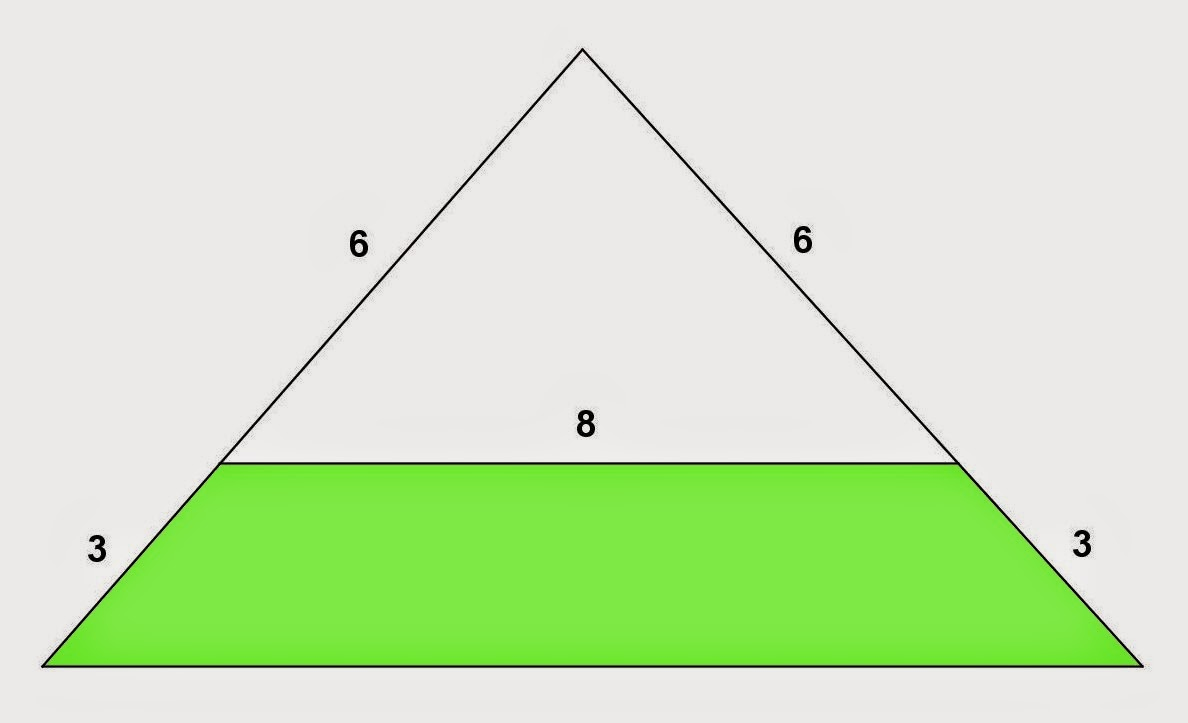 Triangle math problems