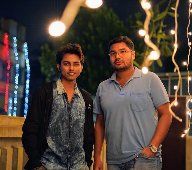 Sourajit Saha and Sourav Biswas