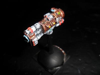 FF03C Haladros Class Heavy Frigate