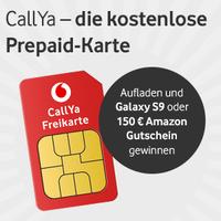 Vodadone CallYa Prepaid