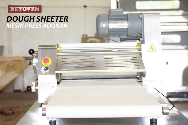 Dough Sheeter Mesin Press Adonan