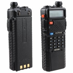 Does this Baofeng UV-5R make my butt look big ?