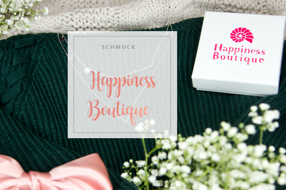 Happiness Boutique - Halsketten