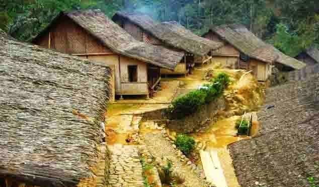 Wisata Kampung Suku Baduy Banten