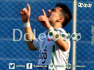 Oriente Petrolero - Carmelo Algarañaz - DaleOoo sitio página web Club Oriente Petrolero