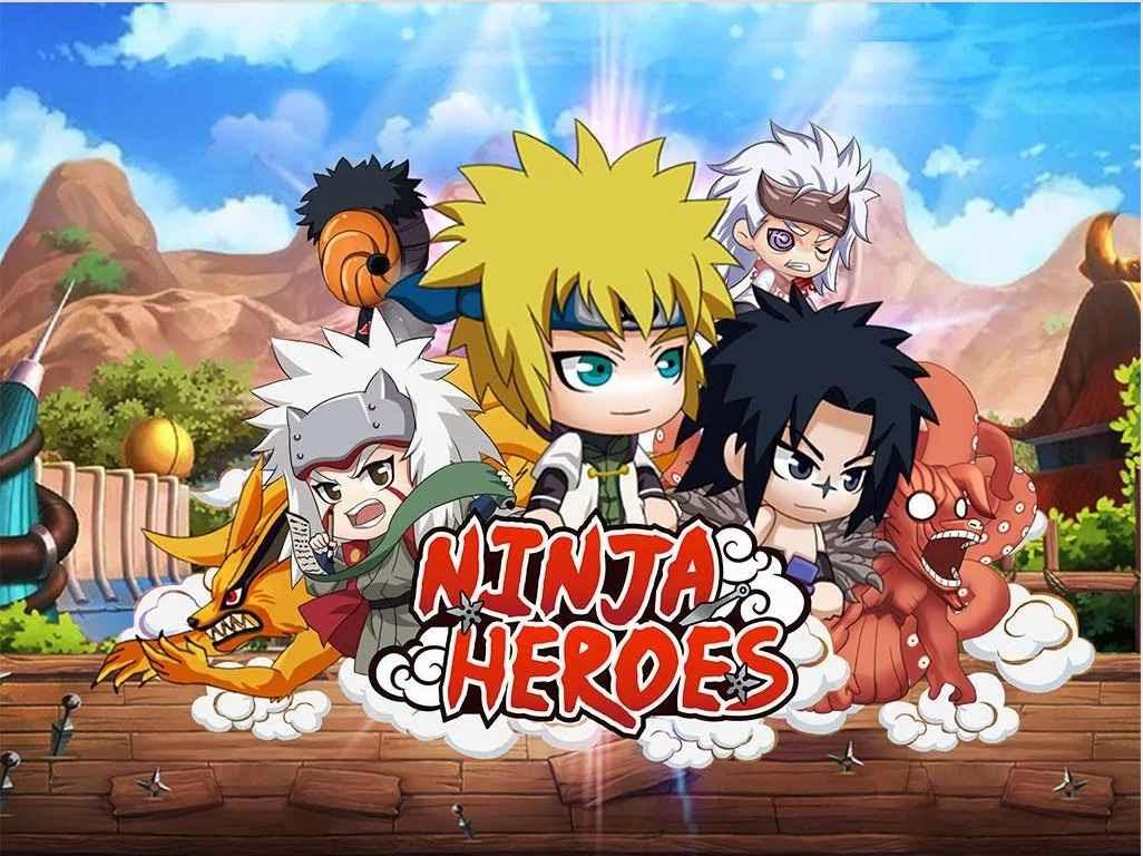 Game Ninja Heroes Latest V1 1 0 Apk Offline Update 2015