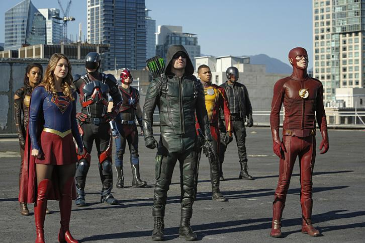The CW 4 way Crossover Event - Invasion - Roundtable Review