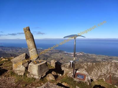 Cima del Mofrechu, Asturias