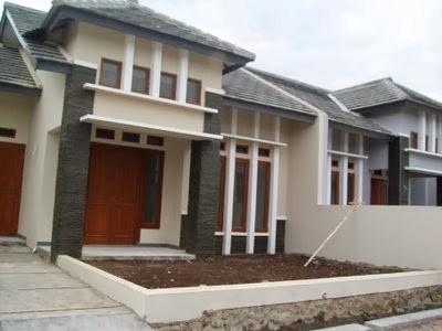 gambar denah rumah tipe 60 1