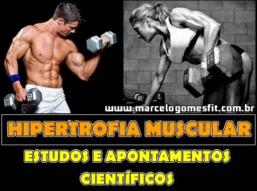 Hipertrofia Muscular - Estudos e Apontamentos Científicos