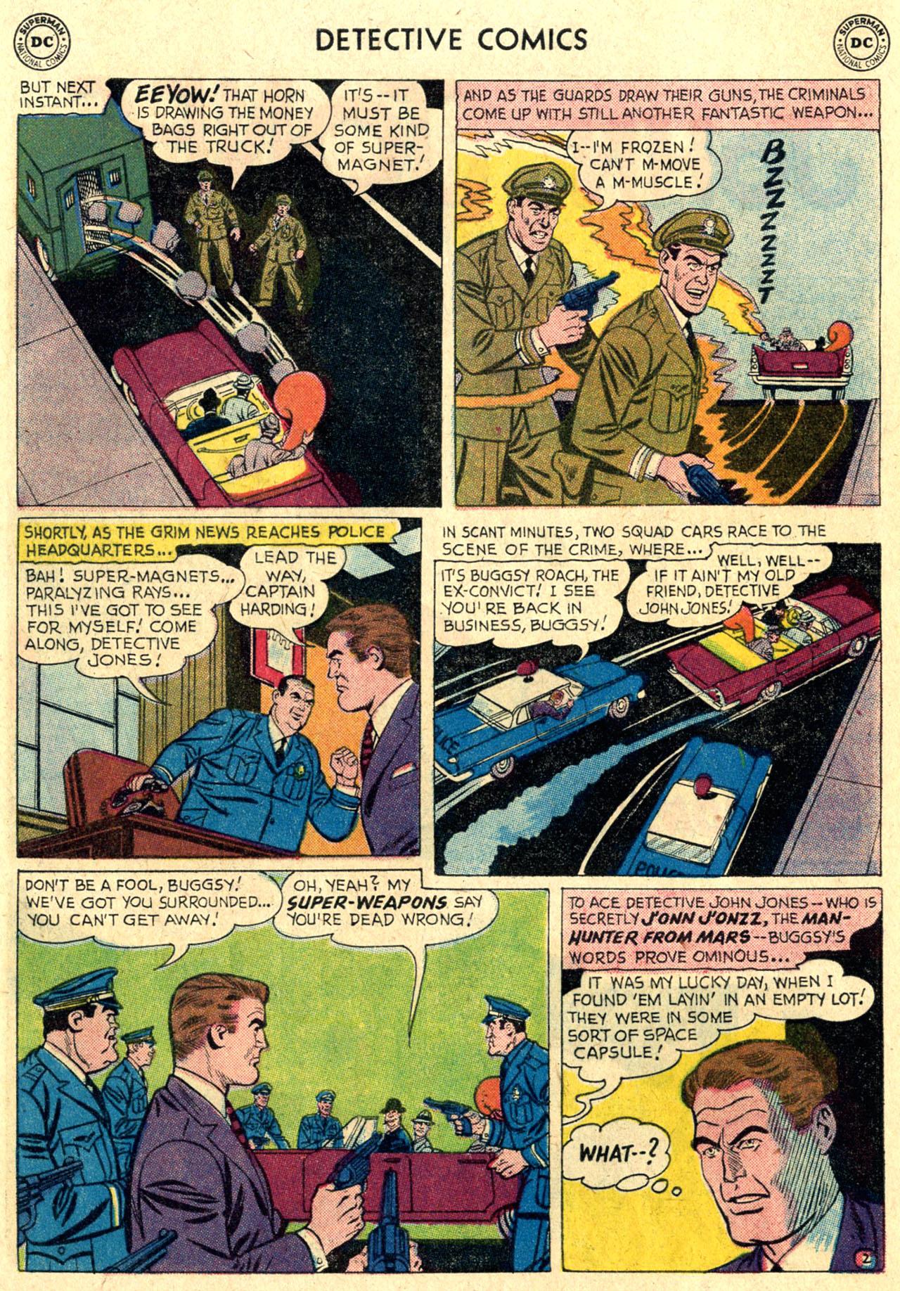 Detective Comics (1937) 264 Page 27