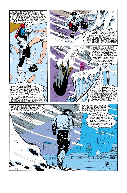 Captain America (1968) Issue #321 #249 - English 16