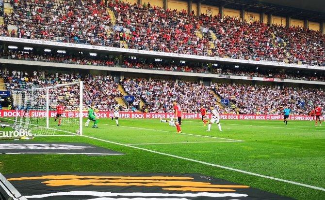 Benfica Boavista golo
