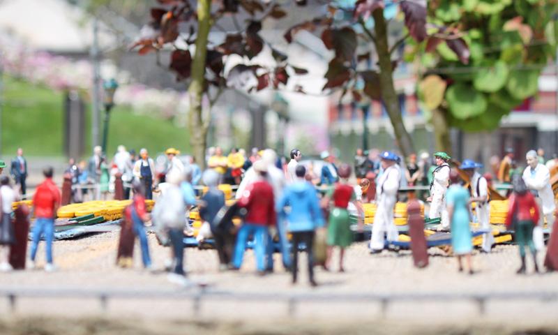 miniatury ludzi