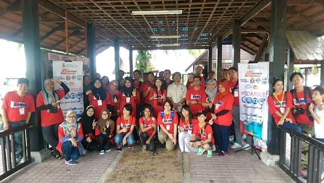 Discover Selangor, Malaysia | #TSDayOut 2016 Ke Paya Indah Wetland & Sepang International Circuit