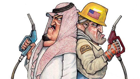Соперничество за нефть
