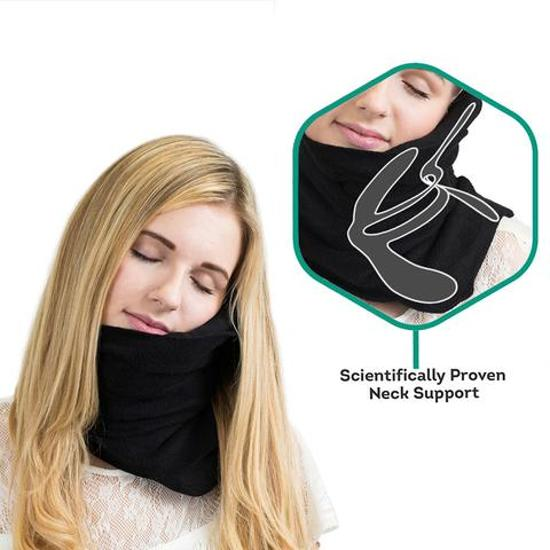 Travel Pillow - 10 Christmas Gift Ideas for your travel buddy.