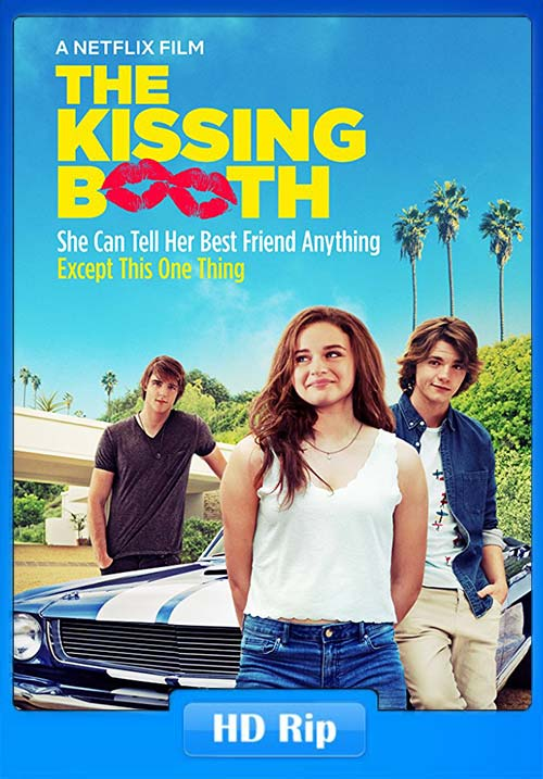The Kissing Booth 2018 720p WEBRip | 480p 300MB | 100MB HEVC Poster