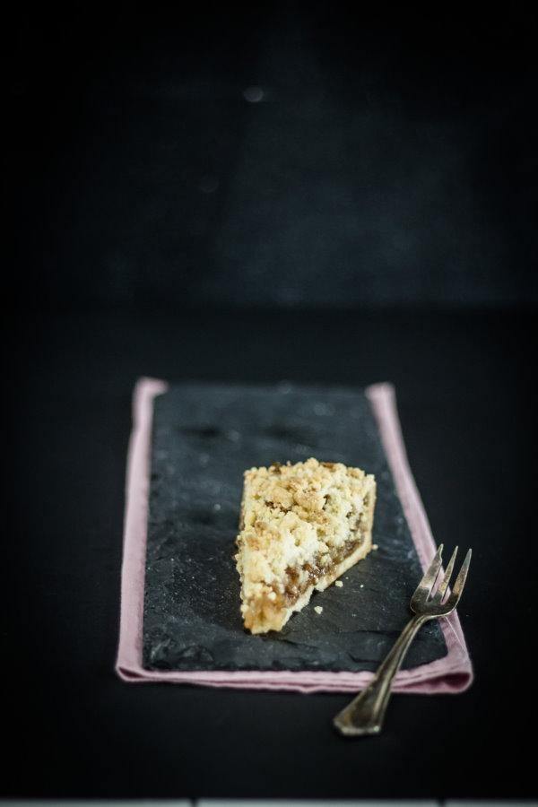 So schmeckt der Herbst: Bratapfel-Kuchen - ein einfaches Rezept aus Omas Rezeptbuch! by titatoni.de