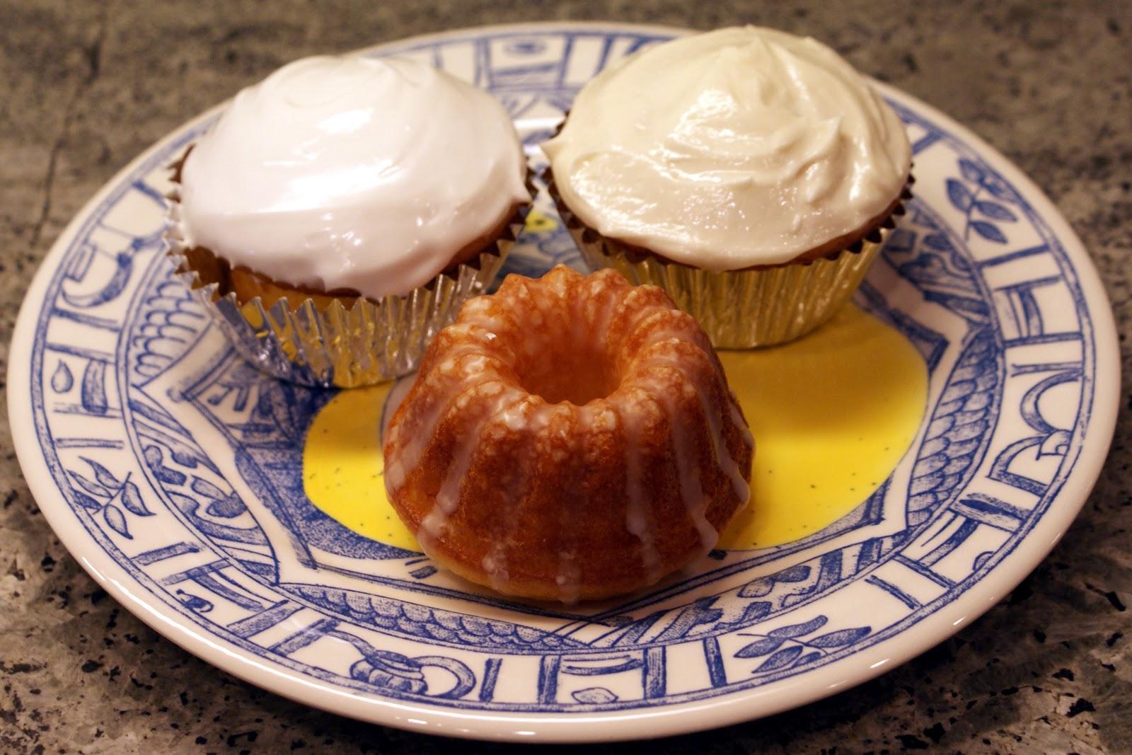 Apricot Nectar Cake Recipe Lemon Jello: The Baker's Mann: Lemon Bundt Cake