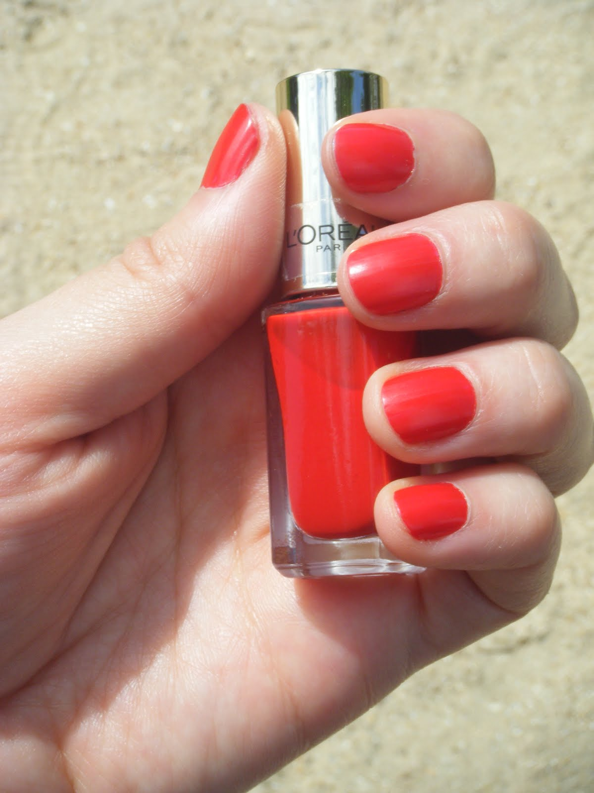 rouge a ongles