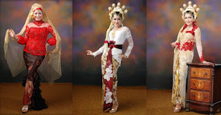 model baju kebaya untuk ibu hamil