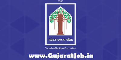 RNTCP Vadodara Recruitment 2017 @ vmc.gov.in