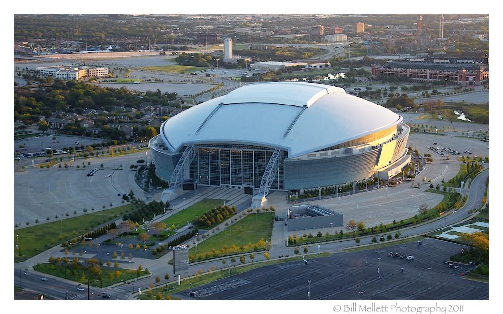 Bill Mellett Photography Blog Dallas Cowboys Stadium