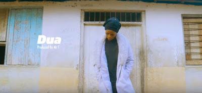 VIDEO | Dayna Nyange ~ Dua[official mp4 video]