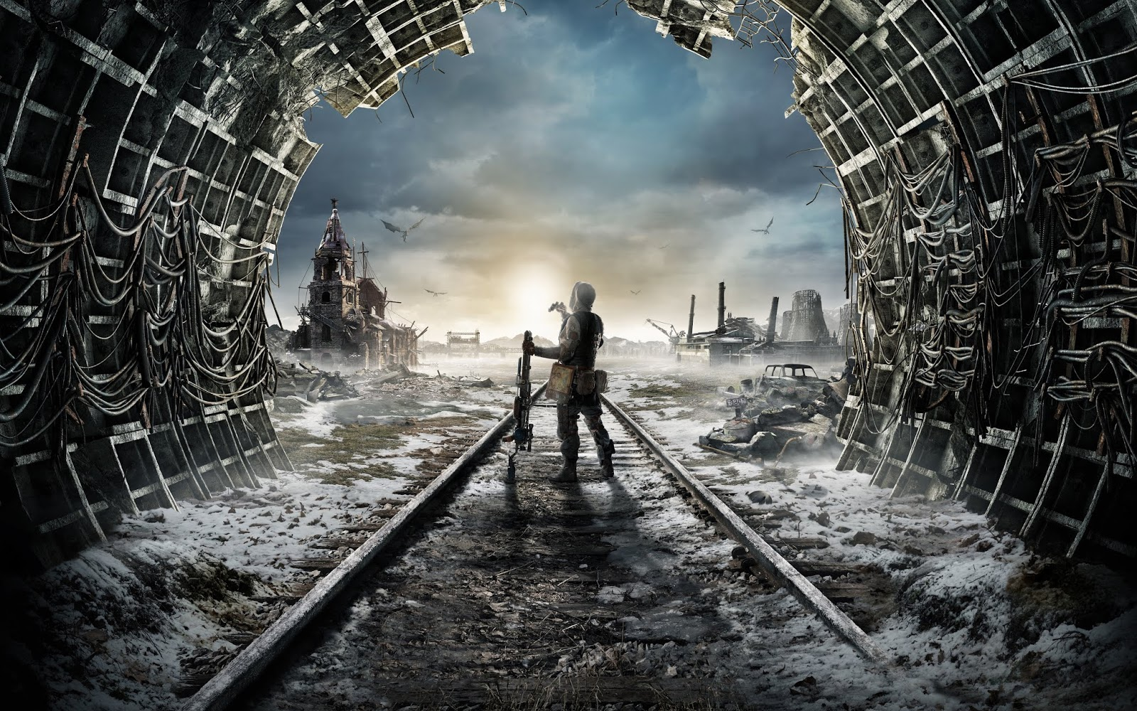 Metro Exodus Video Game 2019 Hd Wallpapers Images Photos
