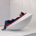 This is the rocking chair of the future.
