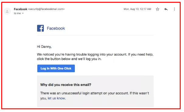 Facebook's One Click Login Tool Goes Against Best Security Practices.