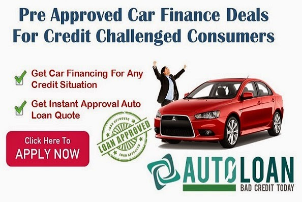 All Approved Auto >> Pre Approved Auto Finance Deals with All Credit Challenged
