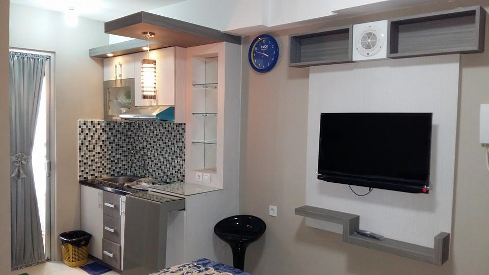 10 Design Interior Apartemen Studio Minimalis