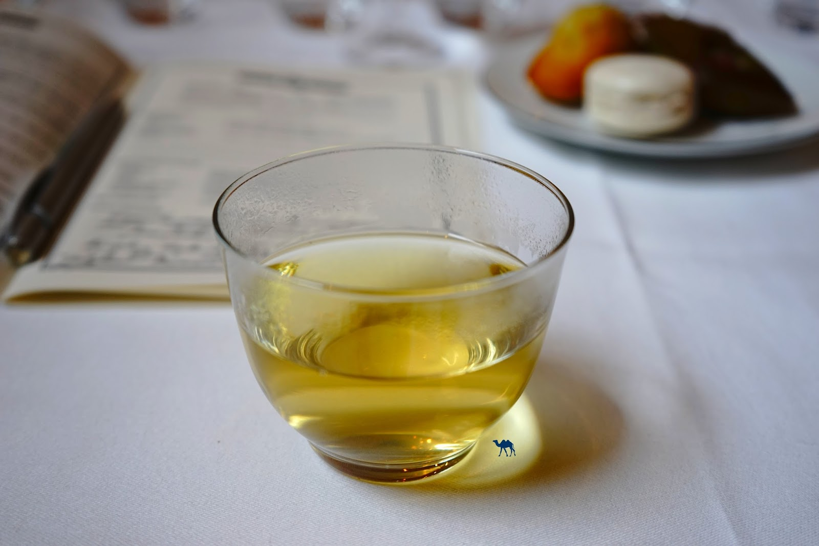 Le Chameau Bleu - thé japonais de Mariage Frère - Paris - Teaaddict